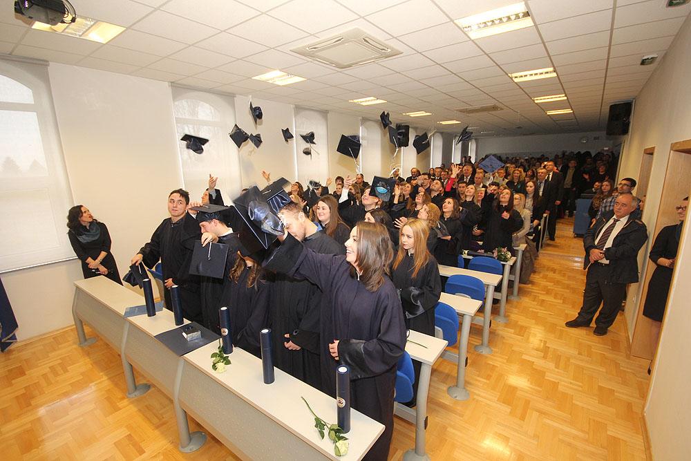 Virovitičko-podravska županija ima najveći porast broja diplomiranih studenata u Republici Hrvatskoj