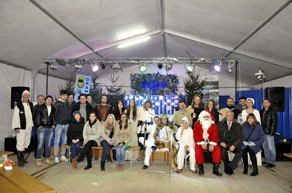 Bogat kulturno-zabavni program u sklopu Božićnog sajma u Orahovici