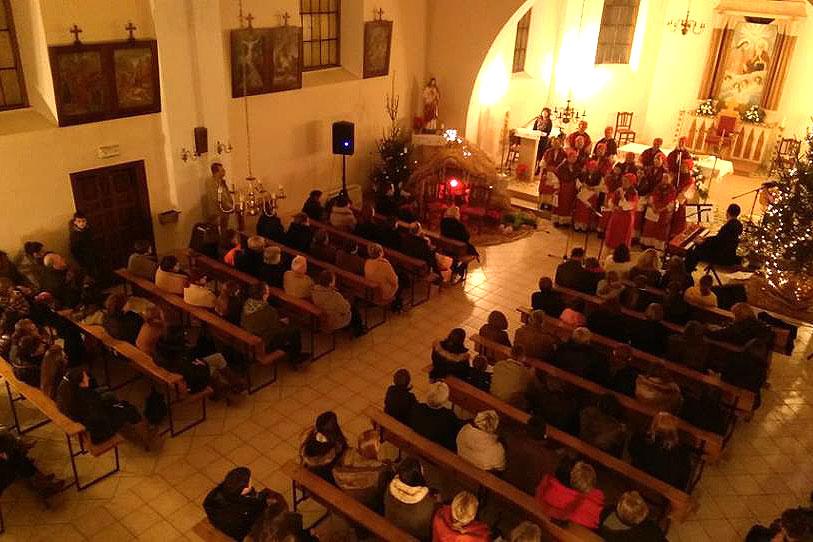Božićni koncert u crkvi Presvetog Trojstva u Čačincima