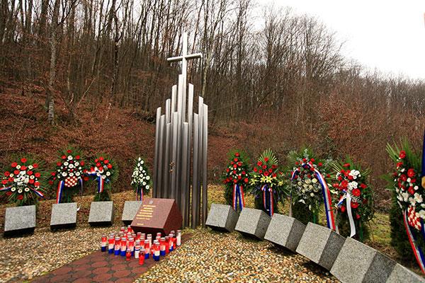 Sjećanje na 12 poginulih pripadnika virovitičke 127. brigade kod Brusnika
