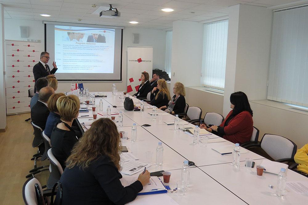 Hrvatska zajednica županija: Održana edukacija o učinkovitom upravljanju imovinom županija i ustroju registra nekretnina
