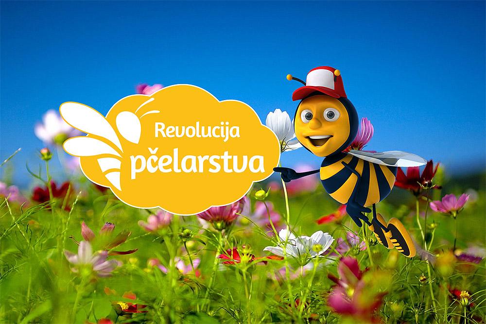 """Završna konferencija projekta """"Beekeeping revolution"""", 30. siječnja u Mjesnom domu u Milanovcu"""
