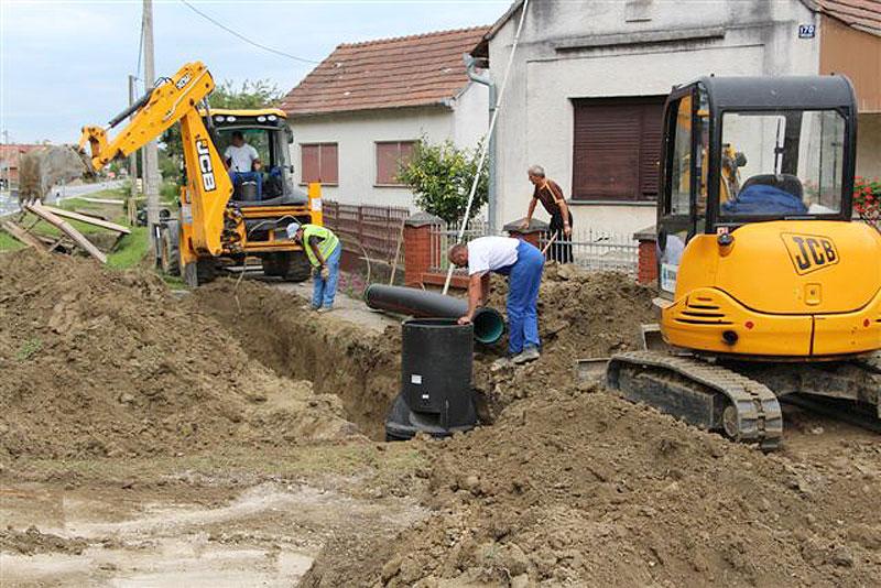Kroz 15-ak dana stanovnici Gornjeg Bazja moći će se priključiti na kanalizaciju