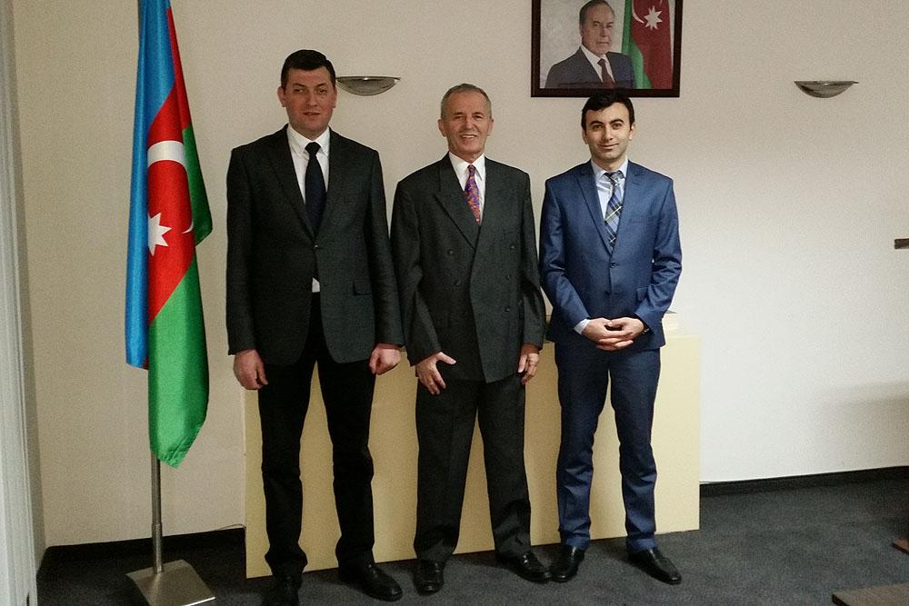 Republika Azerbajdžan potrvdila sudjelovanje na 21. međunarodnom sajmu Viroexpo