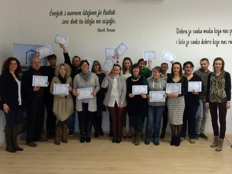 Hrvatska zajednica županija: Sudionici radionice o DEAR pristupu uspješno razvili projektne ideje