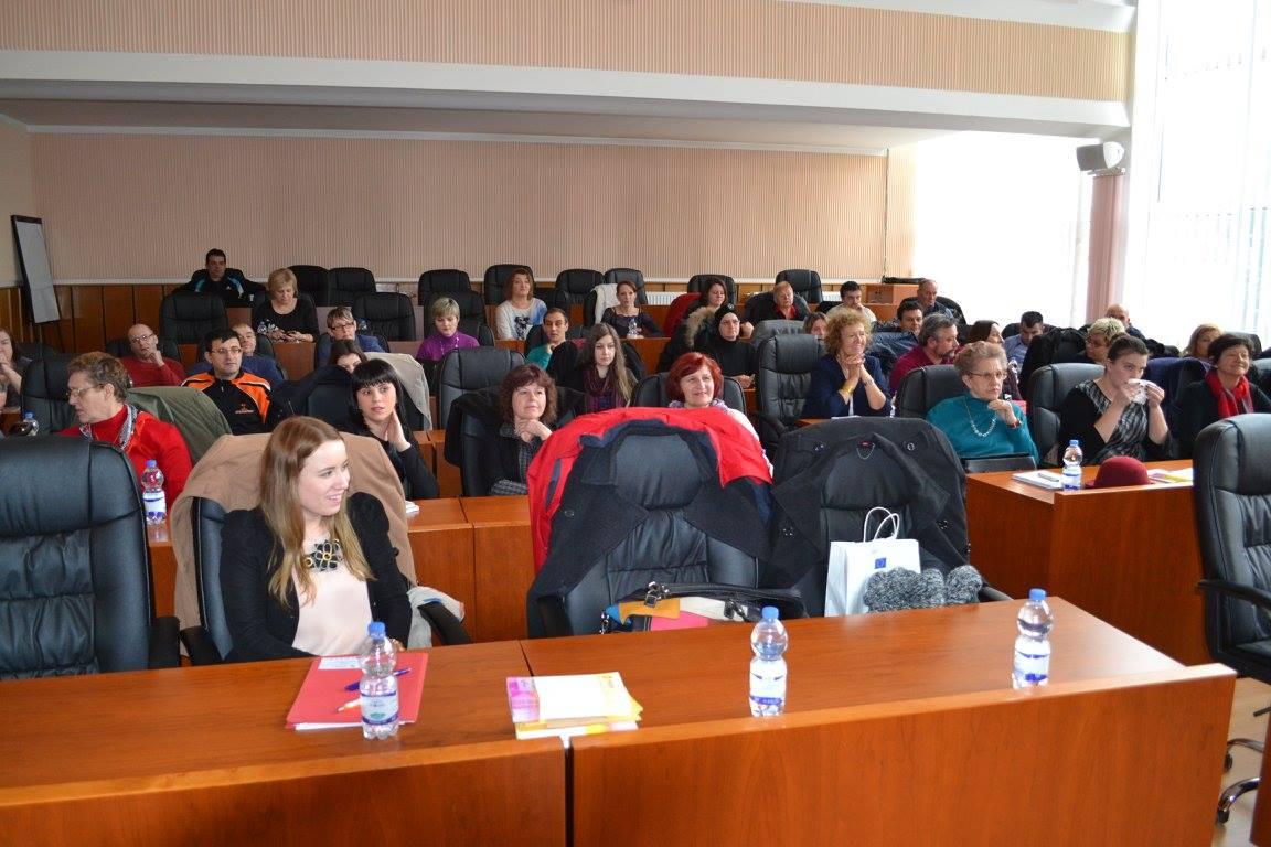 """Održana završna konferencija projekta """"Znanjem do promjena"""" nositeljice udruge S.O.S. Virovitica"""