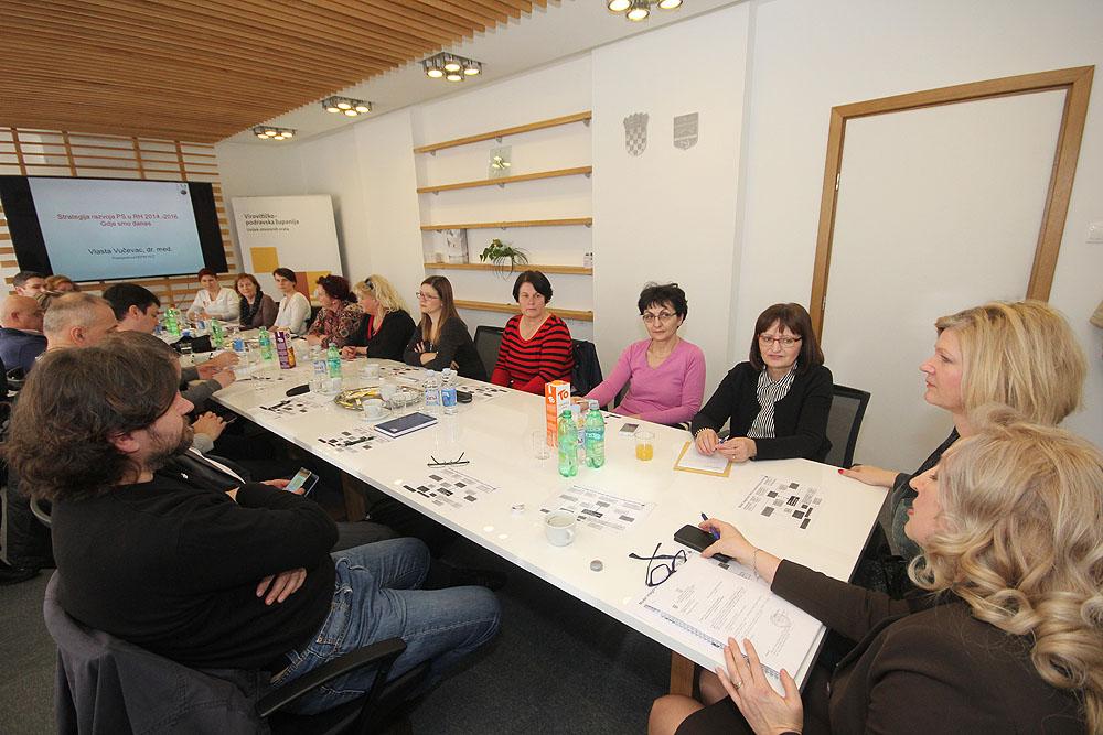 U Virovitici održan inicijalni sastanak za organizaciju palijativne skrbi u Virovitičko-podravskoj županiji