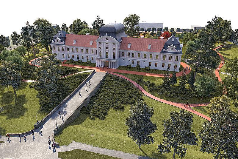 """Najznačajniji virovitički EU projekt """" 5 do 12 za Dvorac"""" vrijedan 82 milijuna kuna prošao administrativnu provjeru"""