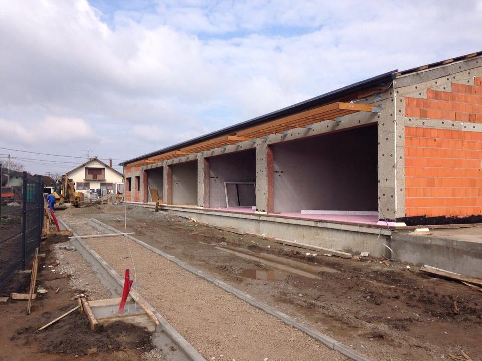 Načelnik Općine Špišić Bukovica Hrvoje Miler obišao gradilište nove škole u Bušetini