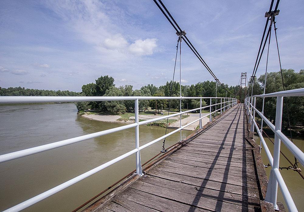 Fotogalerija: Obnavlja se most preko Drave kod Križnice