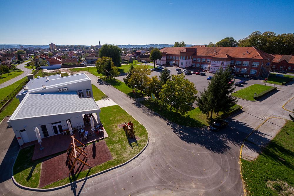 """Početna konferencija u sklopu projekta """"Izgradnja Studentskog doma u Virovitici"""", vrijednog 18,5 milijuna kuna"""