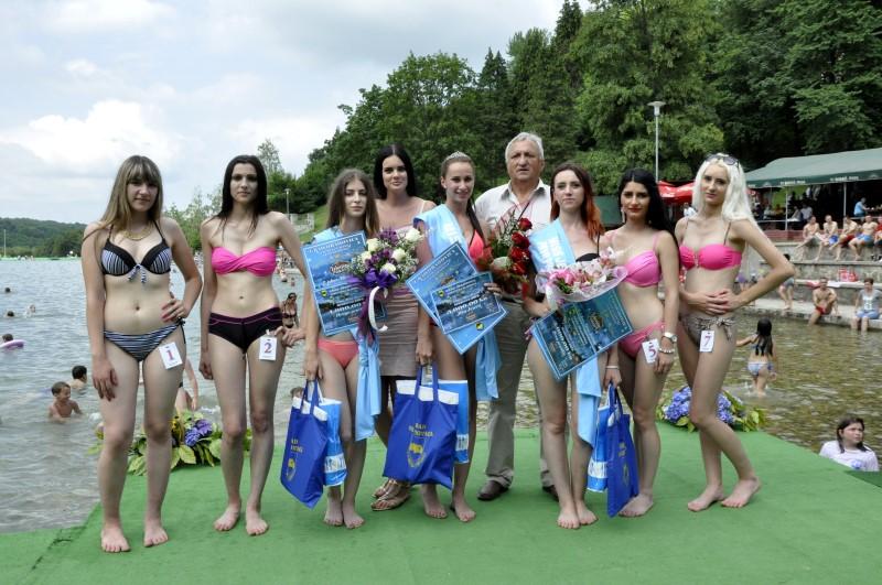 """Na izletištu """"Orah"""" otvorena je ovogodišnja turistička sezona: Elizabeth Benčić iz Belišća je 7. miss orahovačkog Jezera"""