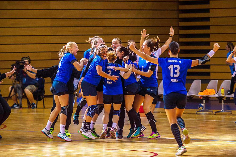Nakon gola Virovitičanke Nataše Miočinović, Hrvatska preokrenula rezultat i imamo europske sveučilišne prvakinje