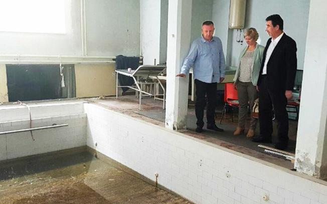 U Slatini u planu gradnja centra za prevenciju kardiovaskularnih bolesti te adaptacija bazena za dječju školu plivanja