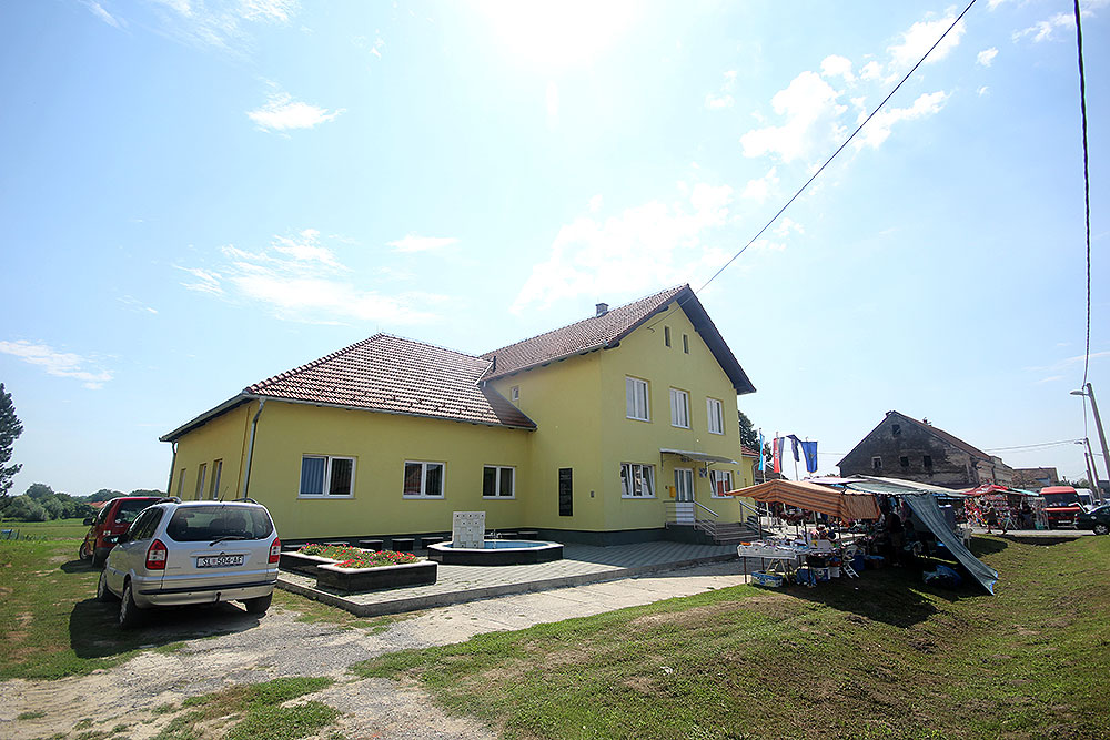 Pogledajte kako će izgledati središte Sopja: Uskoro kreće uređenje za što je Ministarstvo regionalnog razvoja i fondova Europske unije izdvojilo 500.000,00 kuna