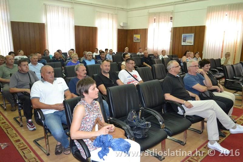 """U Slatini održana stručna predavanje u sklopu projekta """"Jači od zaborava"""""""