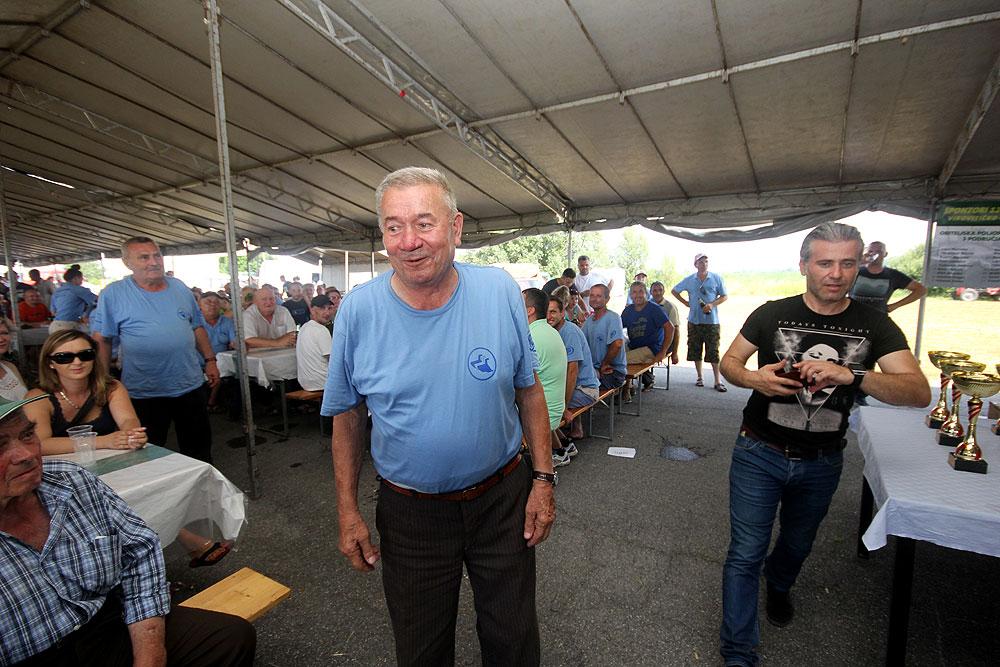 Mirko Rudec je sa 76 godina bio najstariji orač na natjecanju, a najmlađi Dario Šimić, još nije punoljetan