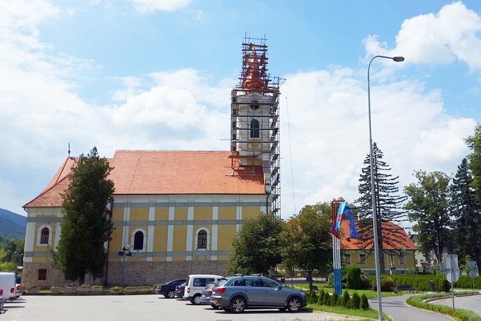 CrkvaOrahovica