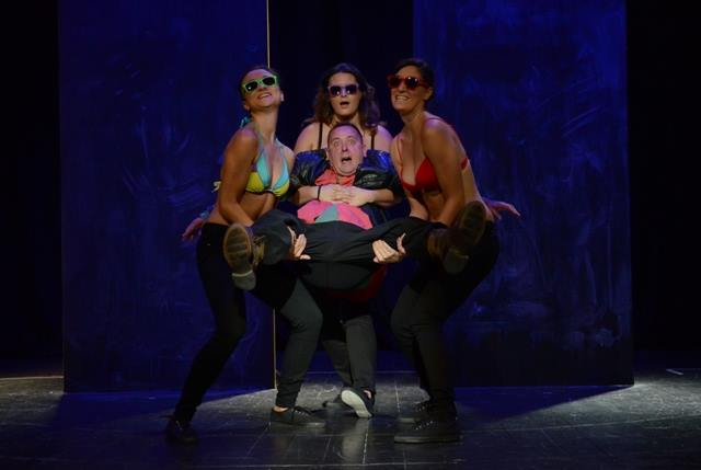 """Slavlje u Đakovu: Predstava """"2:14h"""" Kazališta Virovitica jedna je od dvije najbolje studentske predstave na 10. Dionizu"""