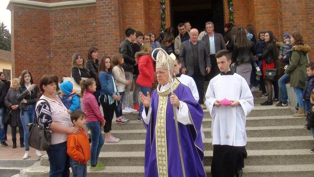 FOTOGALERIJA: U Slatini proslavljen blagdan zaštitnika sv. Josipa
