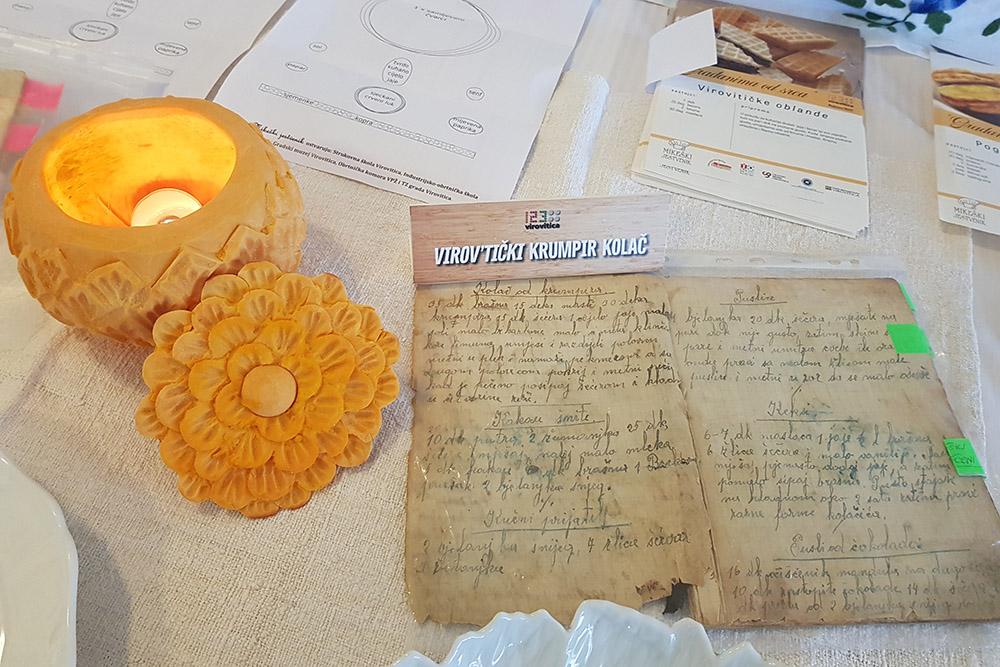 """Završna konferencija projekta """"Mikeški jestvenik"""": Predstavljeni recepti stari stotinjak godina"""