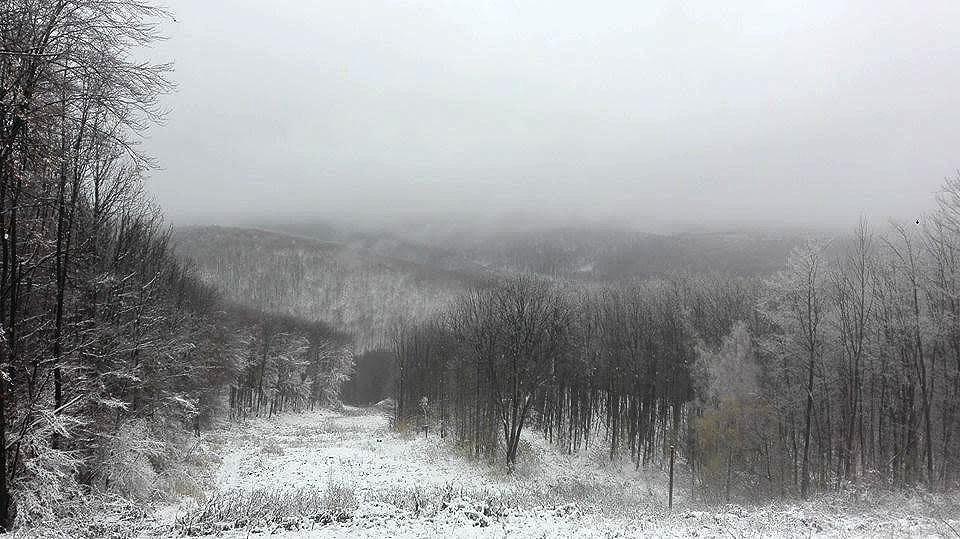 U isti dan: Prvi snijeg je i lani i ove godine pao 13. studenog, na Papuku ga ima 25 centimetara