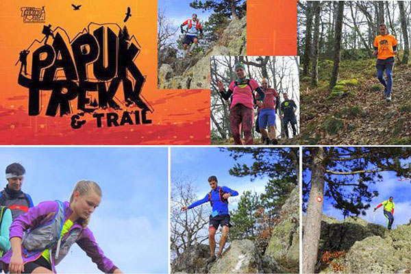 """U subotu 25. studenog – jedinstvena i najpopularnija treking utrka Slavonije: Brdska utrka """"Papuk Trek&Trail"""" za koju je već prijavljeno više od 670 trkača"""