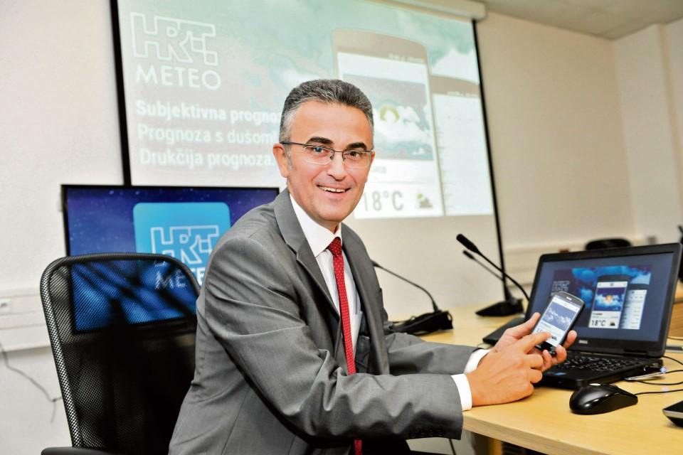 Meteorolog, novinar, fizičar i scenarist: Pitomačanin, Zoran Vakula govorio je o mladosti u Virovitici, poslu i popularnosti
