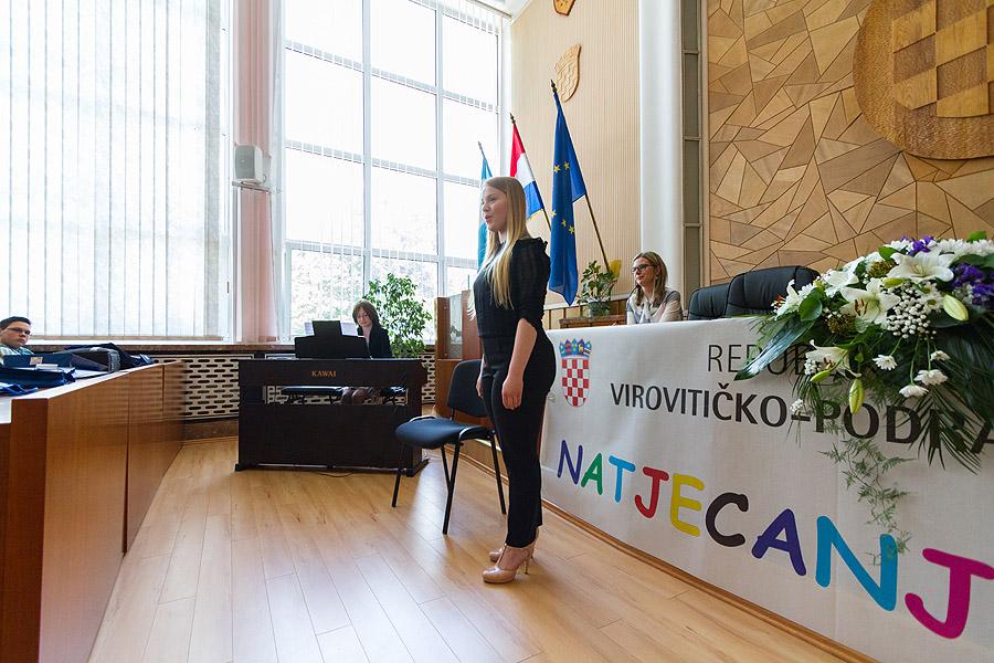 U utorak 22. svibnja, održat će se nagrađivanja najboljih učenika osnovnih i srednjih škola Virovitičko-podravske županije koji su osvojili jedno od prva tri mjesta na prvenstvima Hrvatske