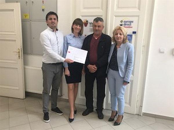 VIDRA: OPG Dragoslava Marčetića dobio odluku o rezultatima administrativne kontrole za projekt vrijedan 428.800,00 kuna
