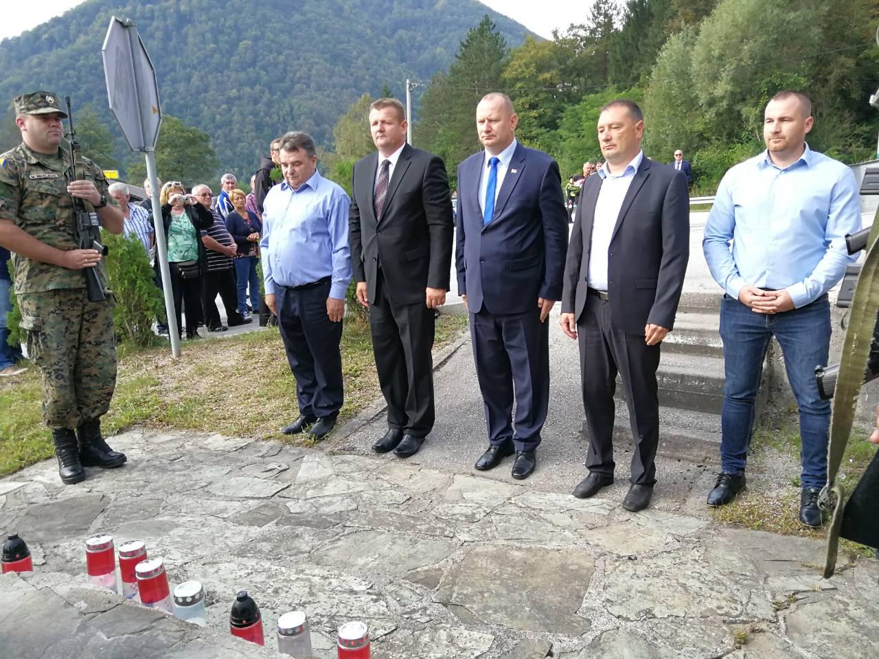 Obljetnica Maestrala: Virovitičani odali počast braniteljima poginulima u oslobođenju Jajca