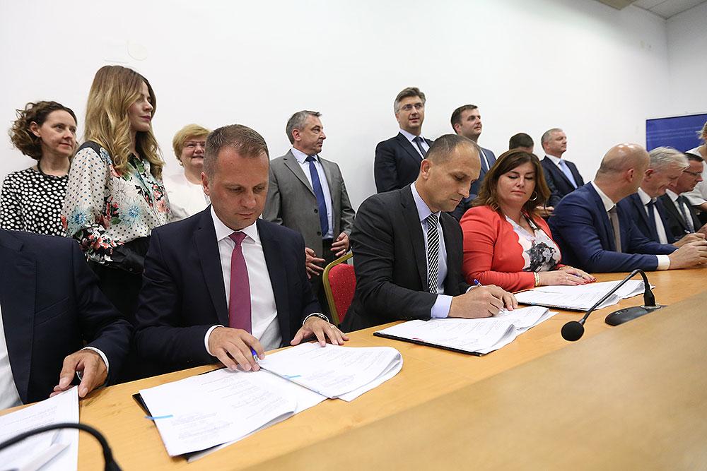 U Belom Manastiru će se održati sjednica Savjeta za Slavoniju, Baranju i Srijem na kojoj će župan Igor Andrović potpisati ugovore za Centar za istraživanje i razvoj u mljekarstvu i halu Viroexpo-a
