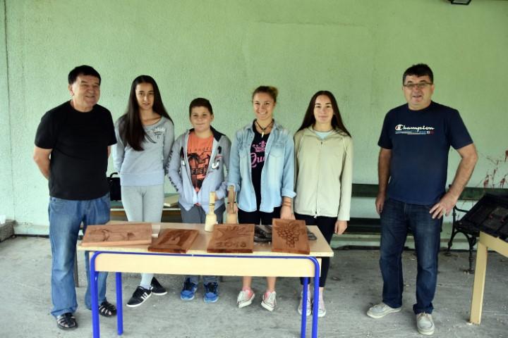 Dan Općine Zdenci: Održana tradicionalna kolonija kipara za djecu i mlade