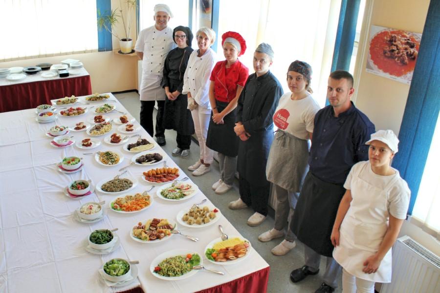 U Virovitici su majstorski ispit za kuhare polagali kandidati iz Virovitičko-podravske, Primorsko-goranske i Bjelovarsko-bilogorske županije