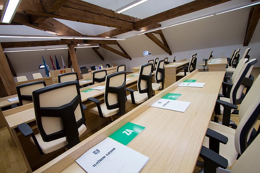U petak, 16. studenog održat će se 15. sjednica Gradskog vijeća Grada Virovitice