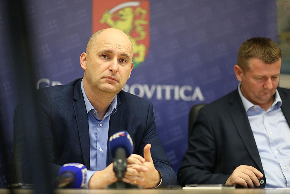 Virovitica je danas grad u kojem se najviše radi u Hrvatskoj, toliko građevinskih dizalica, kao danas, nije bilo zadnjih 10 godina