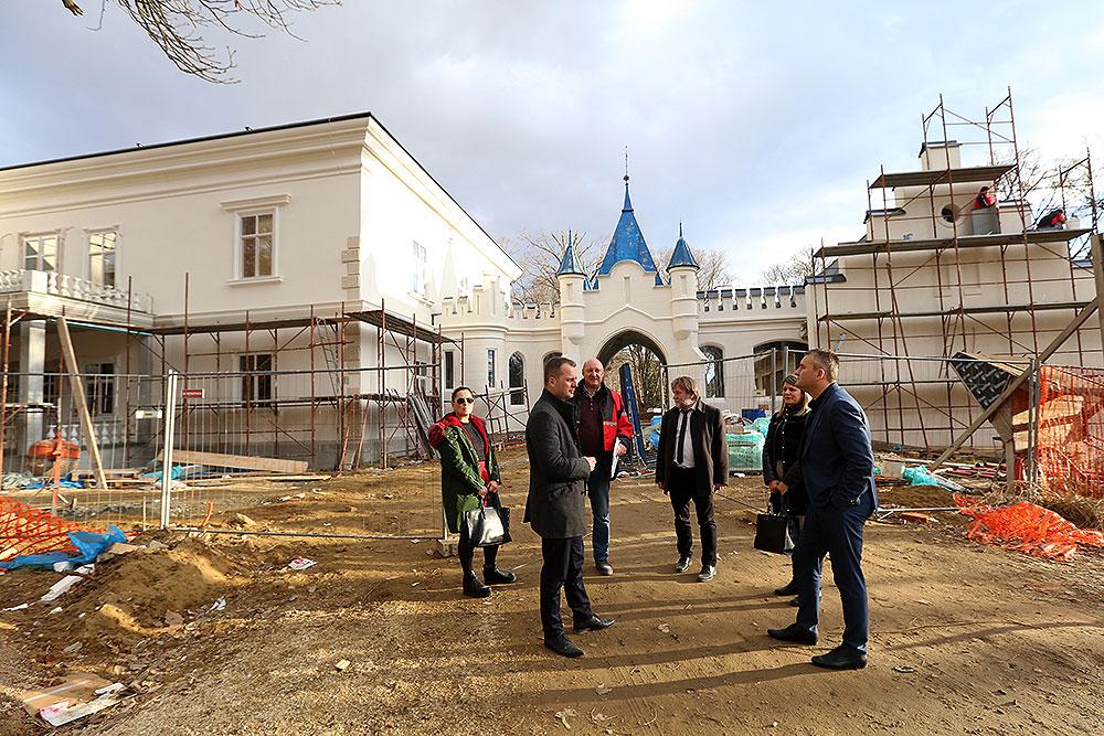 """Fotogalerija: Iako je zima, u Virovitičko-podravskoj županiji, gradilišta """"ne spavaju"""", pogledajte što se sve gradi na našem području, gdje """"dizalice"""" ne miruju"""