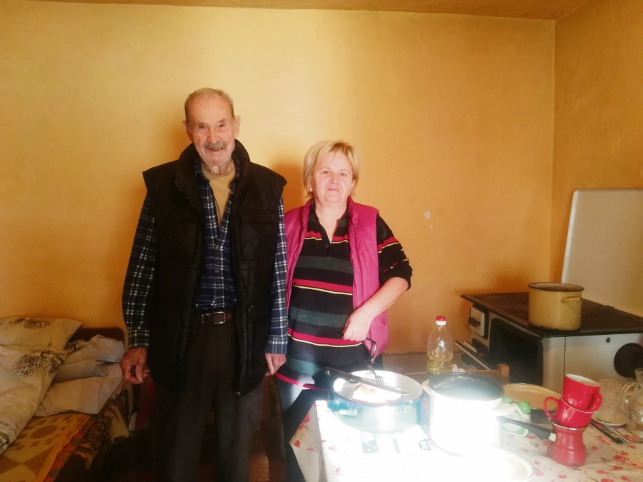 """Projekt """"Zaželi"""" u Suhopolju: Uz konkretnu pomoć i lijepu riječ, stvaraju se i prijateljstva za cijeli život"""