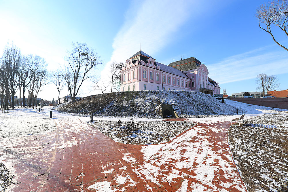 Površine u novouređenom Gradskom parku u Virovitici bit će navodnjavane za što su već iskopana dva bunara