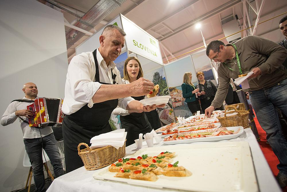 "Viroexpo 2019: Zemlja partner sajma, predstavila se posjetiteljima programom ""Pozdrav iz Slovenije"""