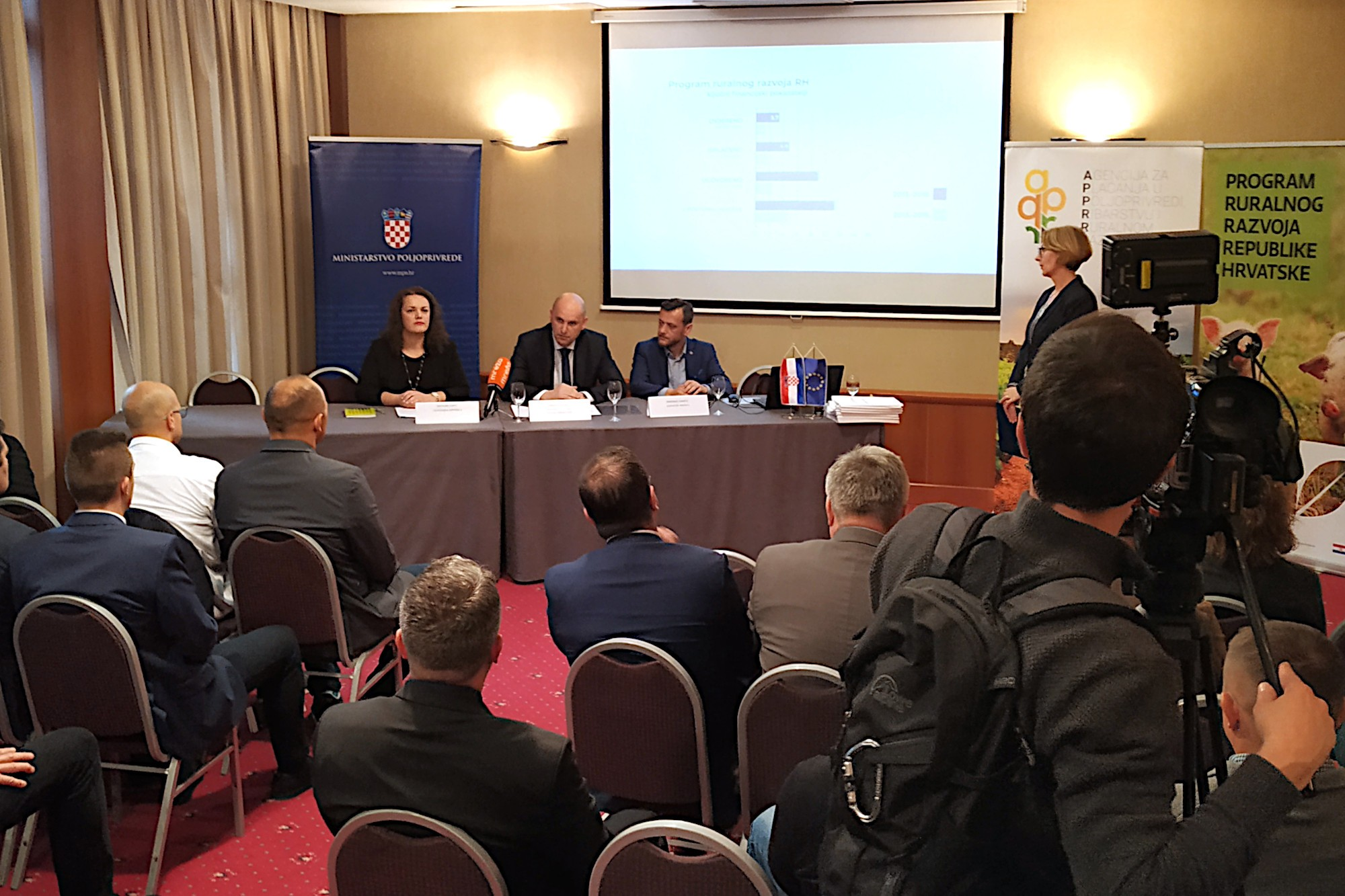 Iz Programa ruralnog razvoja 112 milijuna kuna hrvatskim poljoprivrednicima, prošla i tri projekata s područja Virovitičko-podravske županije vrijedna gotovo 17 milijuna kuna