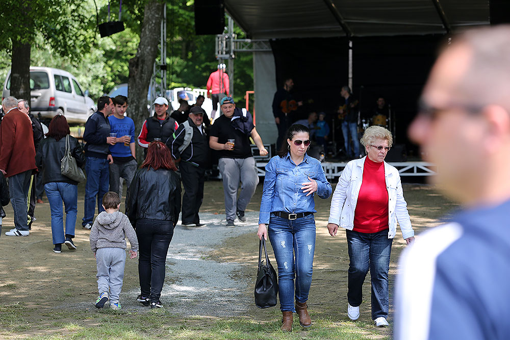 Međunarodni praznik rada: Virovitička biciklijada i Prvosvibanjsko druženje na Virovitičkim ribnjacima