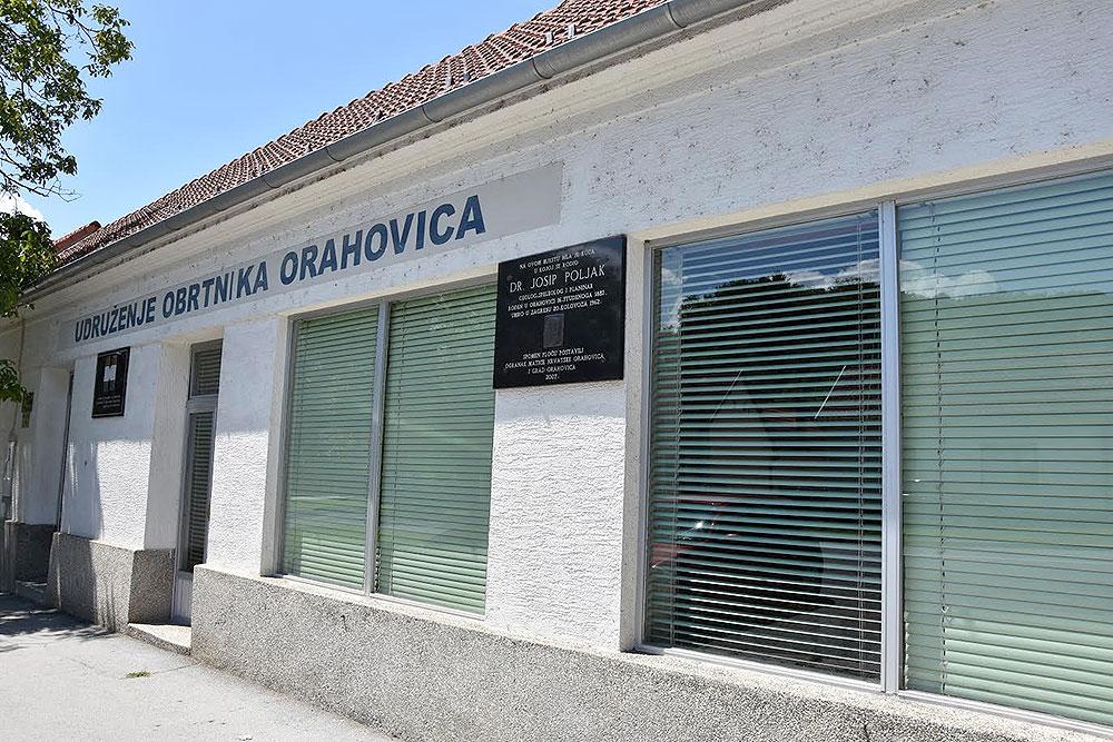 Kreće uređenje zgrade Udruženja obrtnika Orahovica jedne od značajnih kroz povijest ovog grada