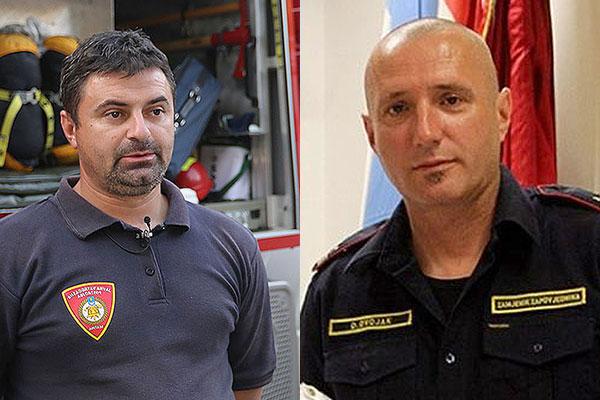 Drago Dvojak iz Virovitice i Tomislav Uher iz Slatine su imenovani za pomoćnike županijske vatrogasne zapovjednice