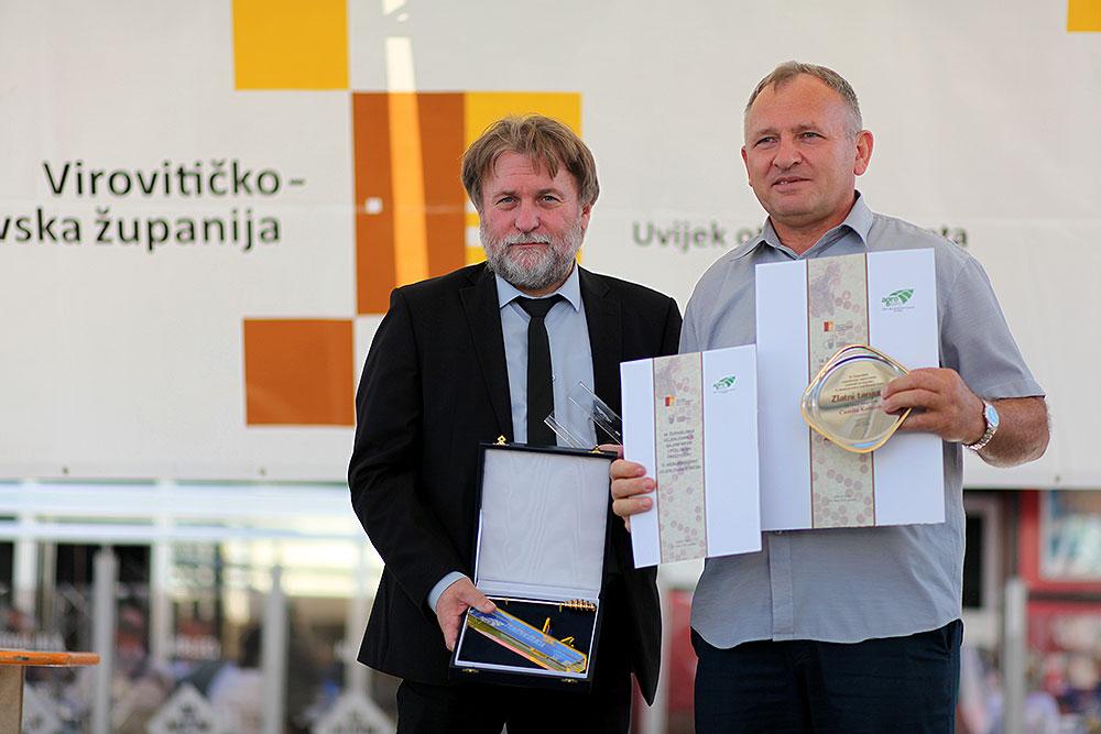 Bagremov med Ćamila Koštrebe iz Lipovca pobjednik je ovogodišnjeg Agroexpa te 14. županijskog i 11. međunarodnog ocjenjivanja meda