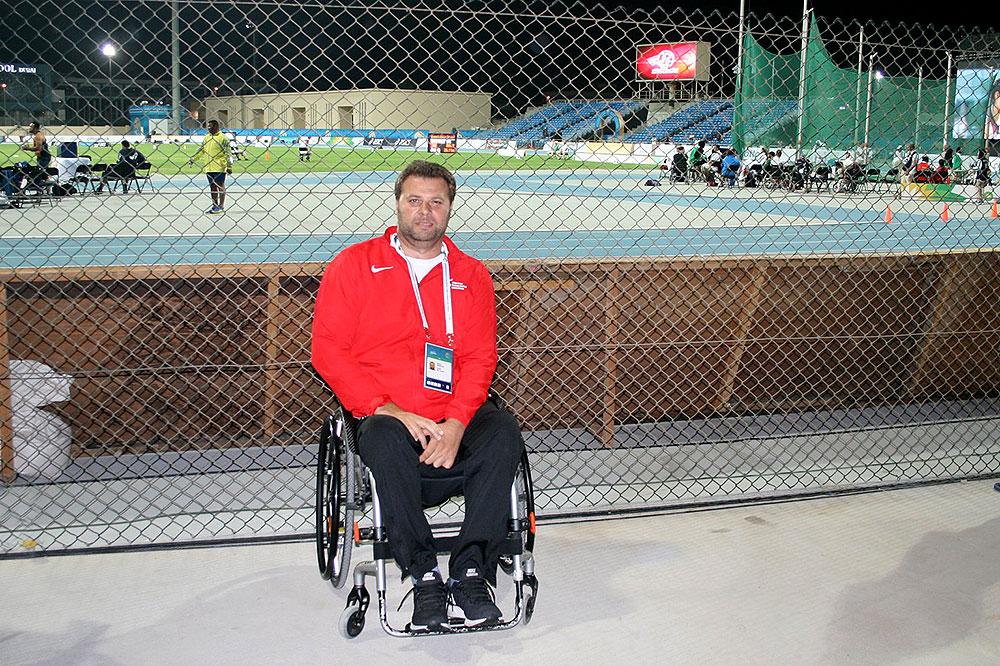 Marijan Presečan na Svjetskom prvenstvu osvojio je 7. mjesto bacivši kuglu 6,45 metara