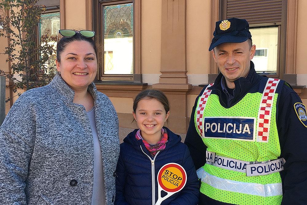 U Slatini provedena preventivna akcija Dan ljubaznosti u prometu