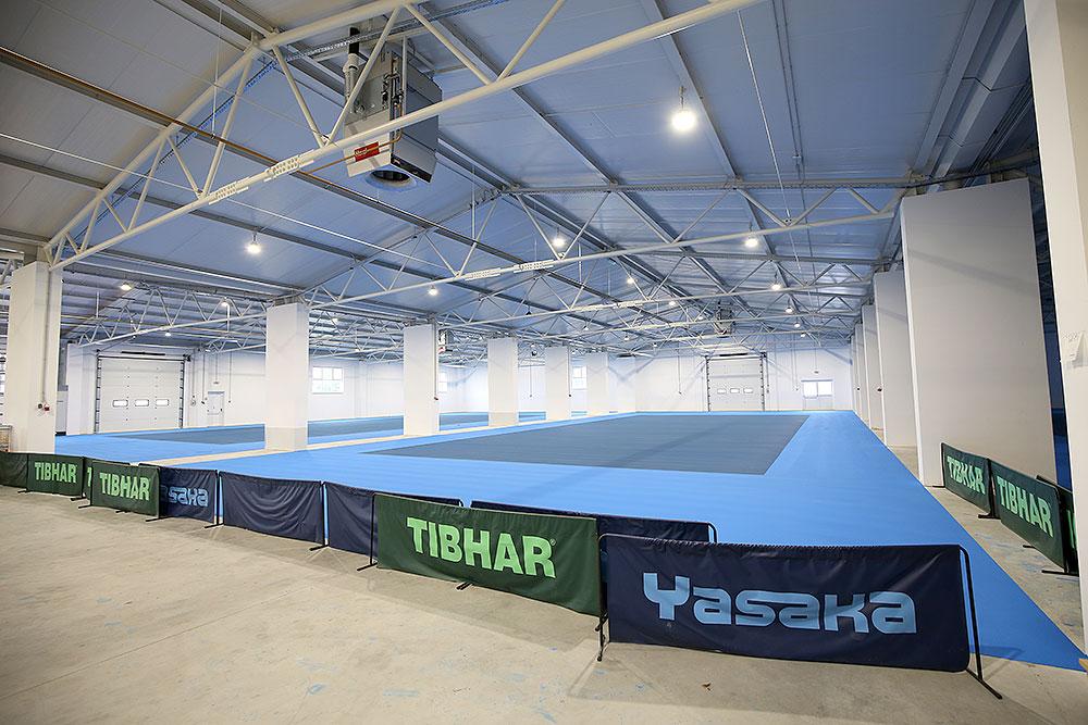 Objavljen je Javni poziv za iskaz interesa za korištenje športskih terena Multifunkcionalne hale Viroexpa