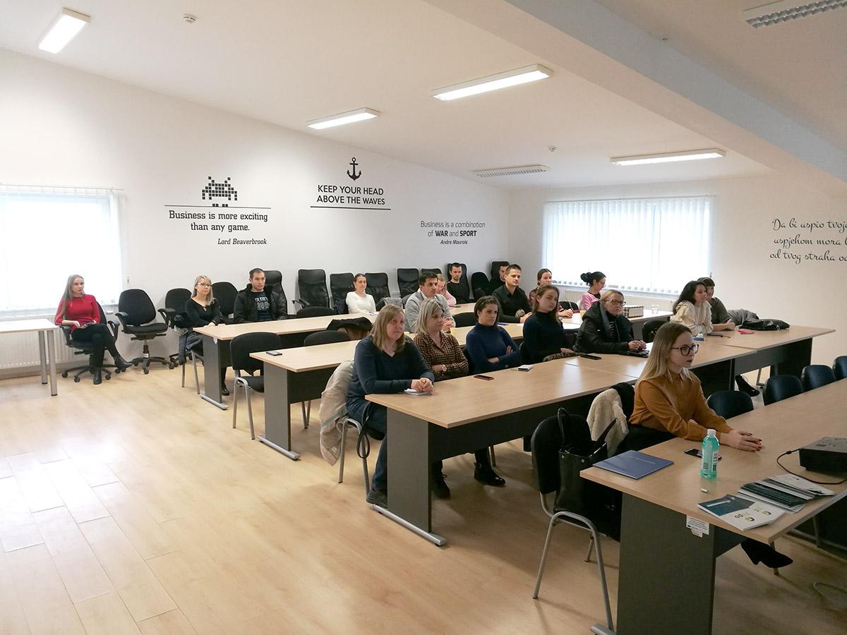 VIDRA provodi projekt RUPO: Edukacijom malih i srednjih poduzetnika do uspješnijeg računovodstvenog i financijskog upravljanja poduzećima