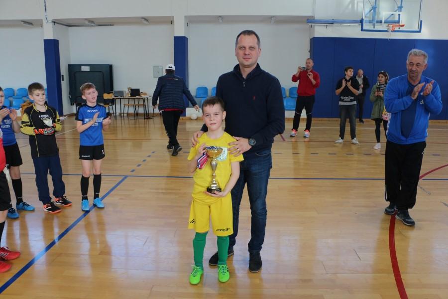 Naslovi za Slatinu i Viroviticu: U Voćinu završeno 12. Zimsko prvenstvo mlađih uzrasnih kategorija U-9 i U-13